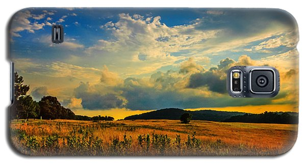 Valley Forge Sunset Galaxy S5 Case