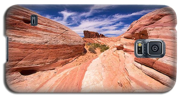 Valley Of Fire 2 Galaxy S5 Case