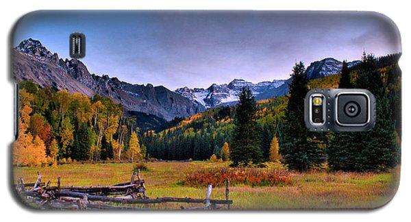 Valley Of Mt Sneffels Galaxy S5 Case by Steven Reed