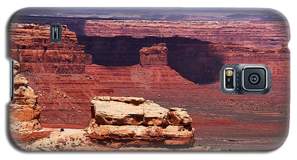 Valley Of The Gods Galaxy S5 Case by Butch Lombardi