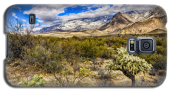 Galaxy S5 Case featuring the photograph Valley View 27 by Mark Myhaver