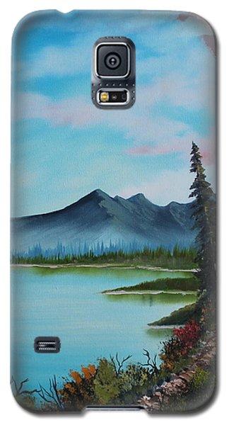 Valley Vignette Galaxy S5 Case