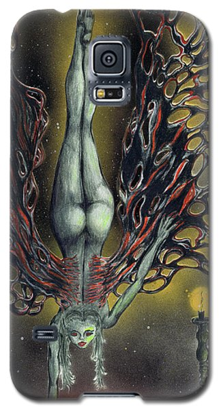 Vampire Secrets Galaxy S5 Case
