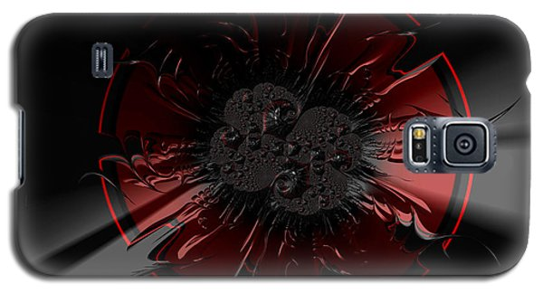 Vampire Virus Galaxy S5 Case