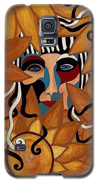 Van Gogh Meets Picasso Galaxy S5 Case