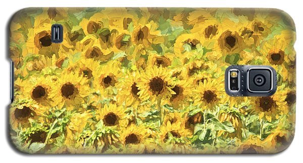 Van Gogh Sunflowers Galaxy S5 Case