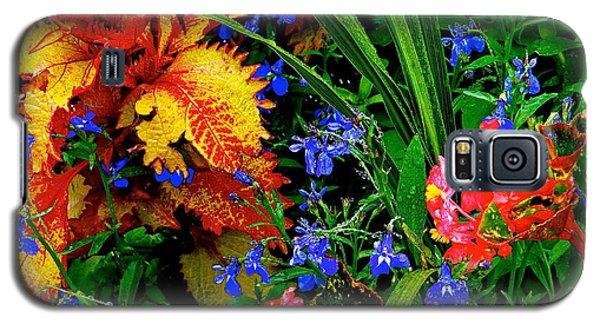 Van Gogh's Garden Galaxy S5 Case by Ira Shander