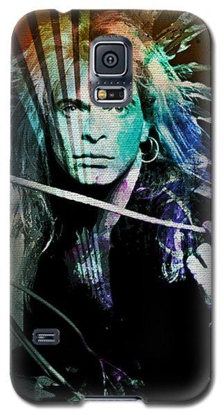 Van Halen - David Lee Roth Galaxy S5 Case