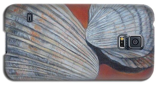 Van Hyning's Cockle Shells Galaxy S5 Case