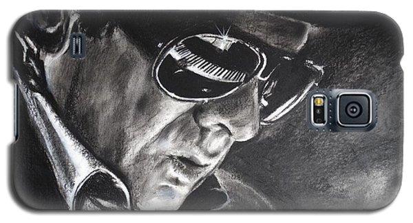 Van Morrison -  Belfast Cowboy Galaxy S5 Case by Eric Dee