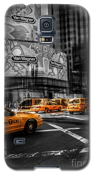 Van Wagner - Colorkey Galaxy S5 Case