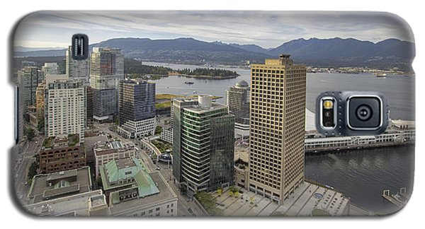 Vancouver Bc City With Stanley Park View Galaxy S5 Case