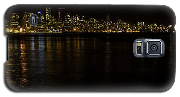 Vancouver By Night Galaxy S5 Case