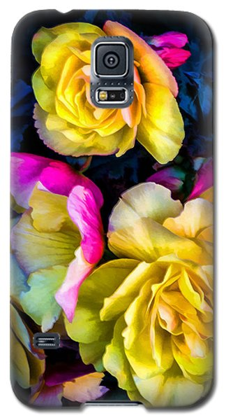 Vancouver Island Roses Galaxy S5 Case