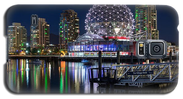 Vancouver Telus World Of Science - By Sabine Edrissi Galaxy S5 Case