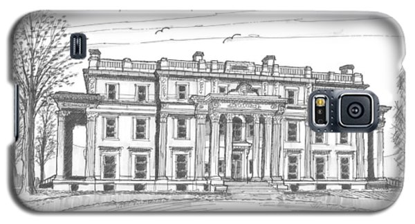 Vanderbilt Mansion Galaxy S5 Case
