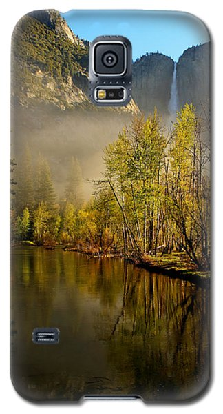 Vanishing Mist Galaxy S5 Case by Duncan Selby