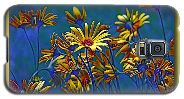 Galaxy S5 Case featuring the photograph Variations On A Theme Of Florid Dreams by Chris Anderson