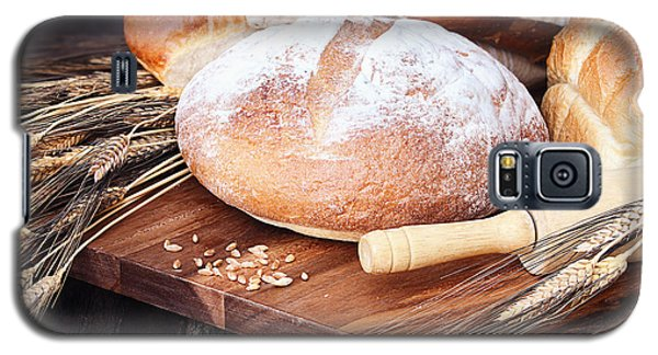 Variety Of Breads Galaxy S5 Case