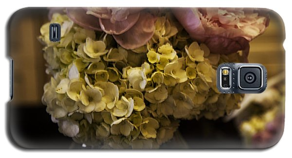 Vase Of Flowers Galaxy S5 Case by Madeline Ellis