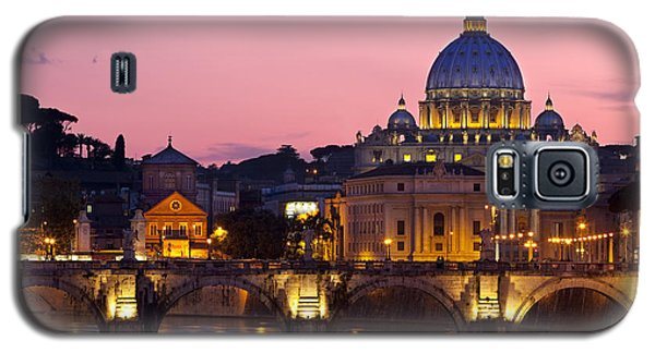 Vatican Twilight Galaxy S5 Case