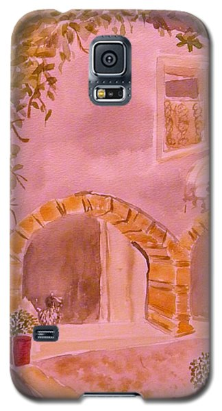 Vaucluse Provence Galaxy S5 Case by Manuela Constantin