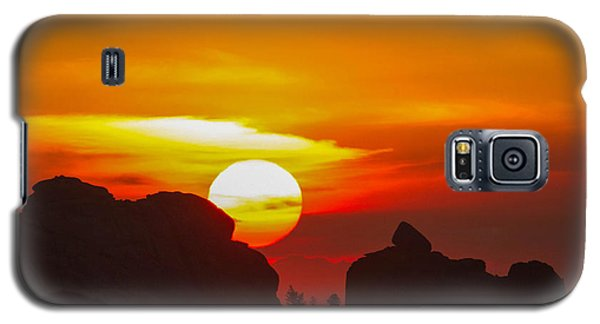 Vedauwoo By Sunrise Galaxy S5 Case