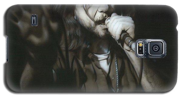 Eddie Vedder - ' Vedder IIi ' Galaxy S5 Case by Christian Chapman Art