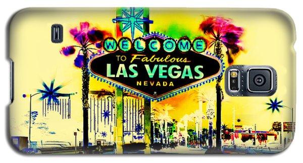 Vegas Weekends Galaxy S5 Case by Az Jackson