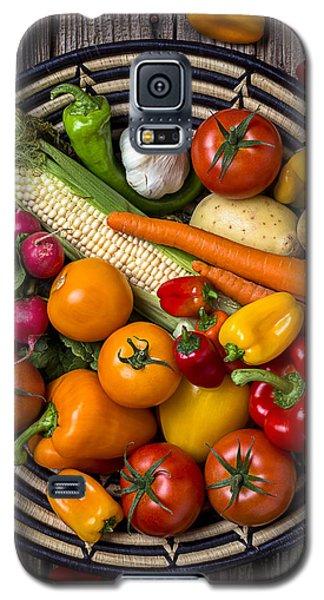 Vegetable Basket    Galaxy S5 Case