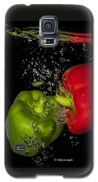 Veggie Bath Galaxy S5 Case