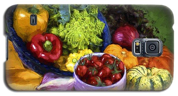 Veggie Bowl  Galaxy S5 Case