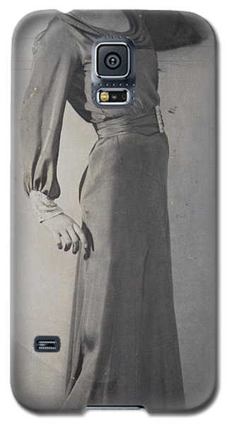 Velma Zerline Russell Galaxy S5 Case