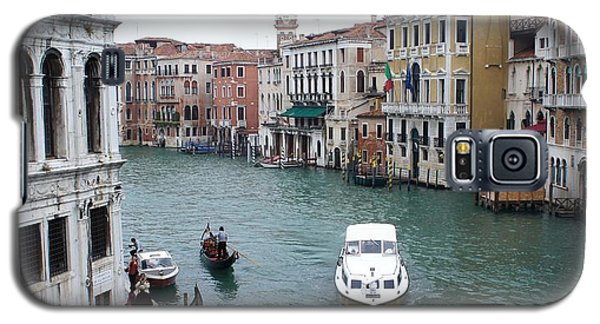 Galaxy S5 Case featuring the photograph Venetian Canal  by Kristine Bogdanovich