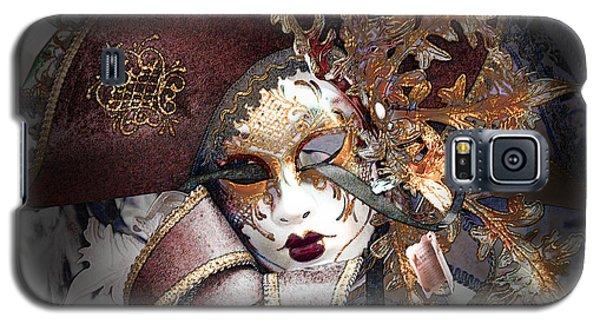 Venetian Carnival Mask Galaxy S5 Case