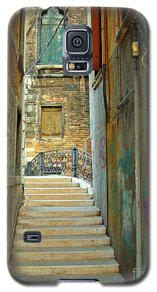 Venetian City Of Bridges Galaxy S5 Case