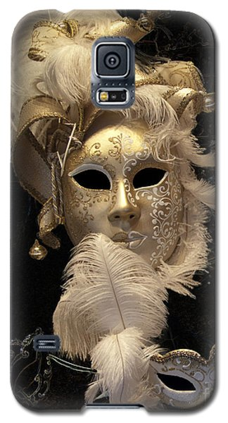 Venetian Face Mask B Galaxy S5 Case