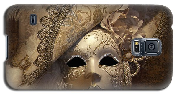 Venetian Face Mask F Galaxy S5 Case
