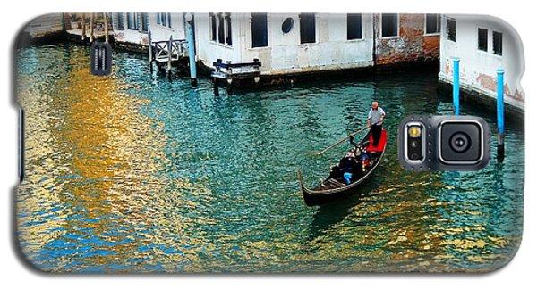 Venetian Gondola Galaxy S5 Case