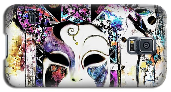 Venetian Mask Galaxy S5 Case