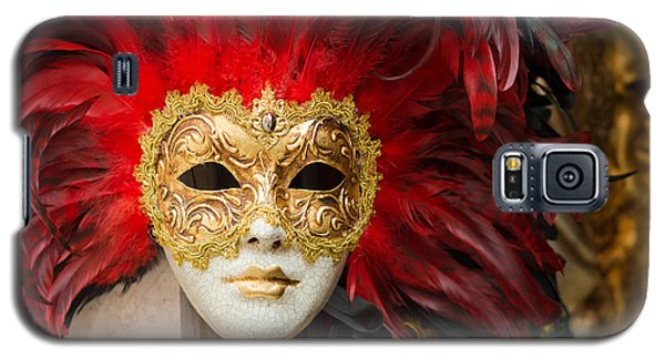 Venetian Mask Galaxy S5 Case by Hans Engbers