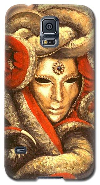 Venetian Mystery Mask Galaxy S5 Case