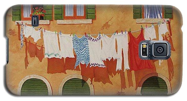 Venetian Washday Galaxy S5 Case