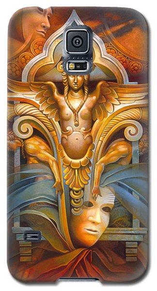Venezia  Galaxy S5 Case by Mia Tavonatti