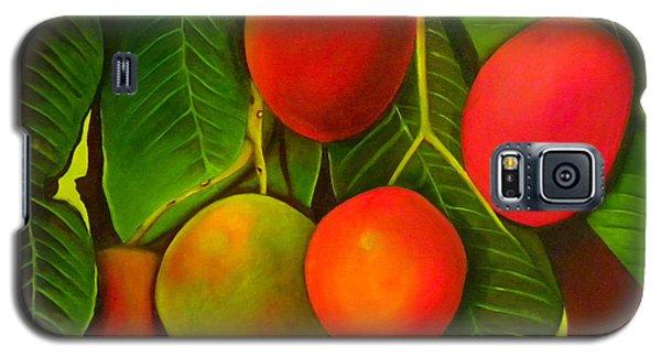 Venezuelan Mangos Galaxy S5 Case by Fanny Diaz