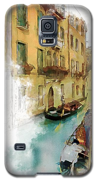 Venice 1 Galaxy S5 Case by Greg Collins