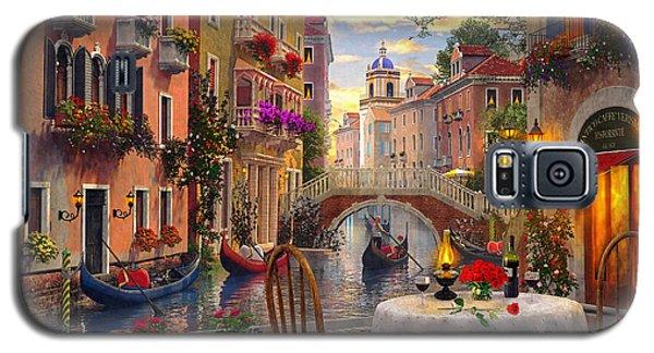 Venice Al Fresco Galaxy S5 Case by Dominic Davison
