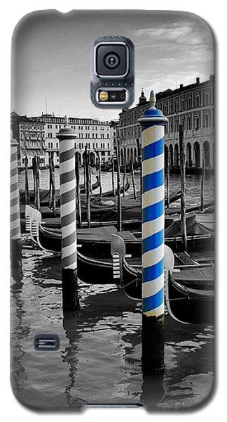 Venice Blue Galaxy S5 Case by Henry Kowalski