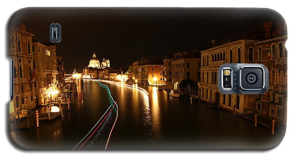 Venice By Night Galaxy S5 Case
