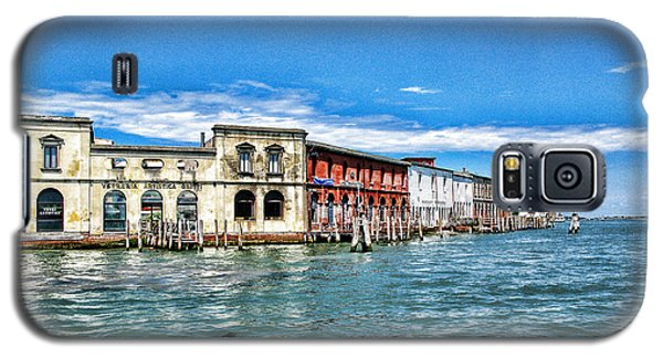 Venice By Sea Galaxy S5 Case by Oscar Alvarez Jr